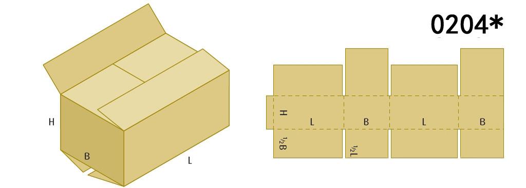 Fanfold Cardboard Box Making Machine Cardboard Box Maker
