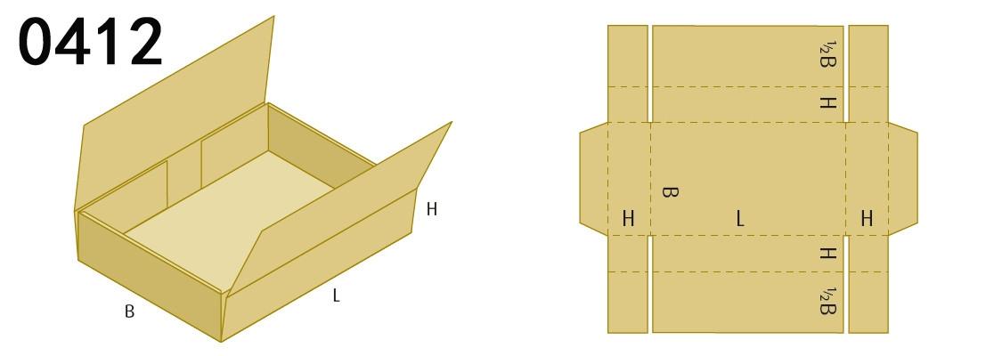 box-modle for small box machine