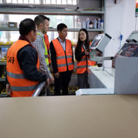 case study for box making machine