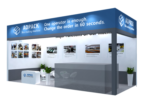 Aopack at SinoCorrugated 2019