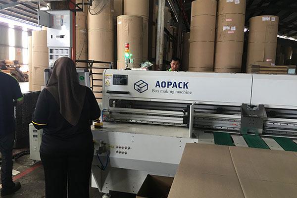 box making machine Malaysia
