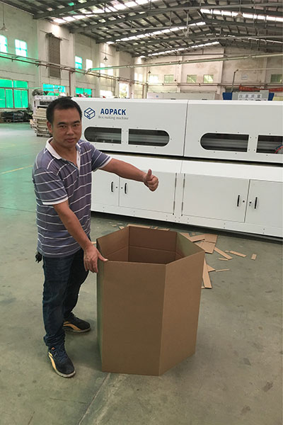 box machine china