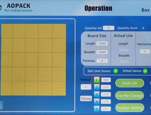 How to use the boxmaker intelligent packaging system