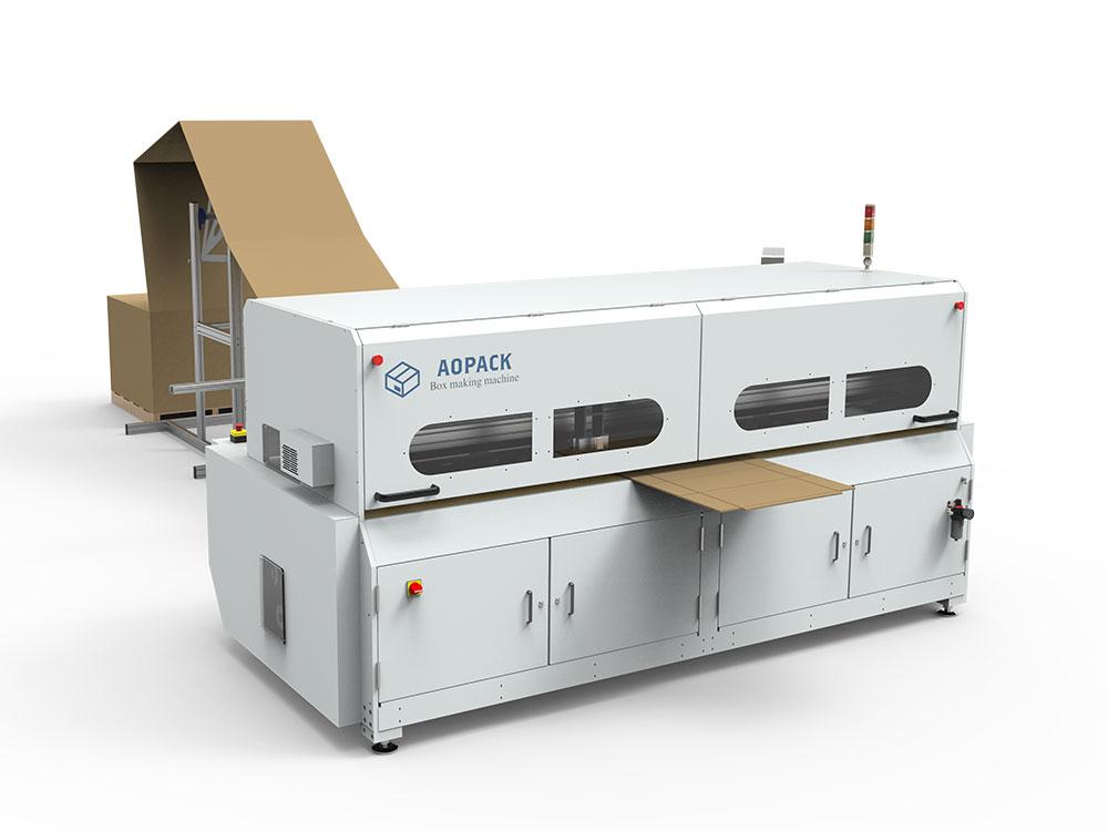 Fanfold Cardboard Box Machine BM2508-Fanfold