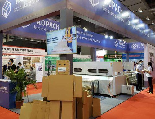 Aopack at SinoCorrugated 2020